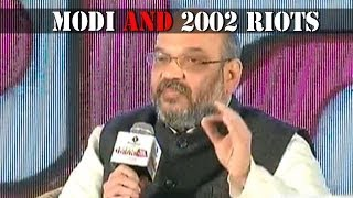 Jairam Ramesh and Amit Shah talk about 2002 riots - Panchayat …