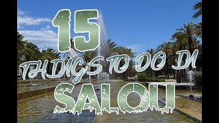 Top 15 Things To Do In Salou, Spain