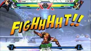 NEC 16   UMVC3 - Cosmos vs KIT   SBK FT10 $100 MM (HD Quality)