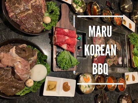 MARU KOREAN BBQ   DOHA, QATAR