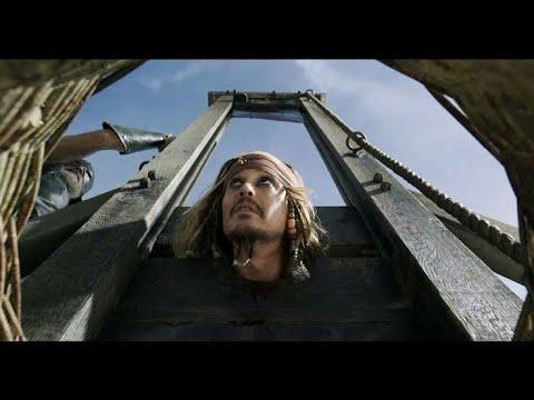 Download Guillotine Scene Hindi | Pirates Of The Caribbean : Dead Men Tell No Tales 2017