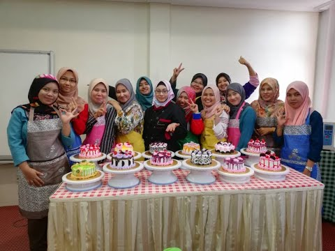 kelas-roti-kek-praktikal-hands-on-bersijil-ummi-nawal