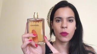 Allure edp X Allure sensuelle Chanel