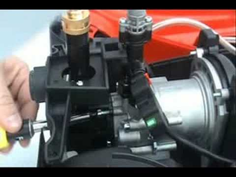 Replacing The Water Inlet On The Husky 2000s Youtube