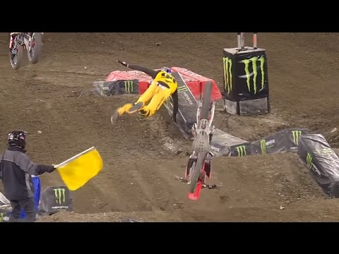 Ken Roczen Injury Update Anaheim 2  Breaking News  AMA Supercross 2017