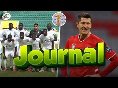 CAN 2021: Les 23 qualifiés sur 24 connus, le Sénégal accroché, mauvaise nouvelle pour le Bayern ! JT