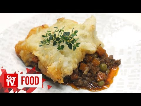 Recipe For Shepherd's Pie With Turkey Mince - dannypucca