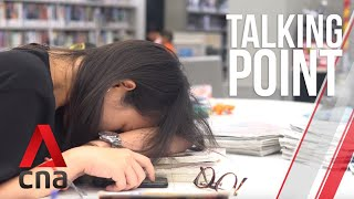 CNA | Talking Point | E14: How can I get enough sleep?