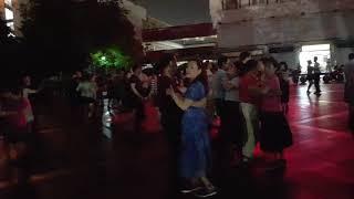 China   Shanghai   Dance   Culture   Tourism