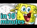 The History Of SpongeBob SquarePants | A Brief History