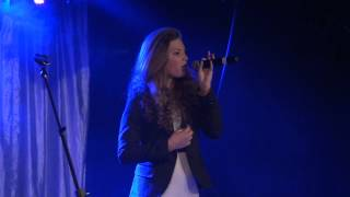 TOM ODELL / ED SHEERAN Mash Up performed  by India May at TeenStar Singing Competition