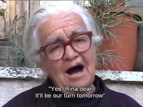 Among the Rocks | Greek Partisans | Women tell their history | 2009  | Eng Subtitles