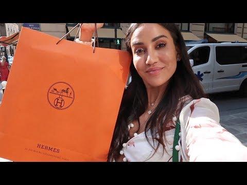 We Scored! London and Paris Vlog   Tamara Kalinic