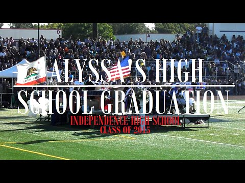 Alyssa's Graduation! - May 27, 2015
