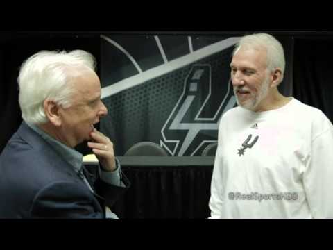 Gregg Popovich on Craig Sager: Real Sports Bonus Clip (HBO)