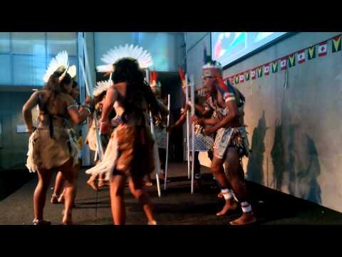 Amerindian Dancers