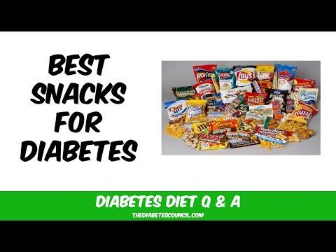 Top Snacks For Diabetes