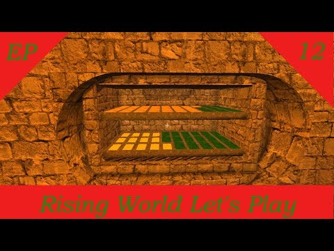 Rising World Let S Play Ep 12 Gold And Other Things