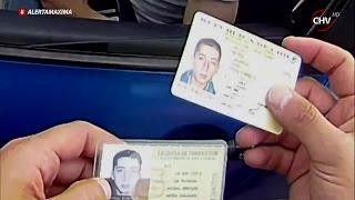 Joven fue detenido por tener la misma foto en carnet y licencia de conducir - Alerta Máxima