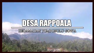 Gambar cover Indahnya panorama Desa Rappoala Kec. Tompobulu Gowa dari Villa Puncak milik Prof. Idrus Paturusi