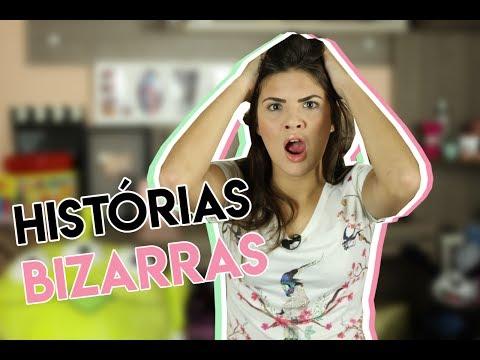 HISTÓRIAS BIZARRAS | LIVIA INHUDES