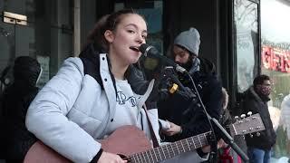 Snowman - Sia   Allie Sherlock cover