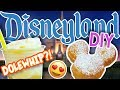 HOW TO MAKE Disneyland Food at Home!