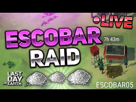 PABLO ESCOBAR DOUBLE RAID! - Last Day on Earth: Survival!
