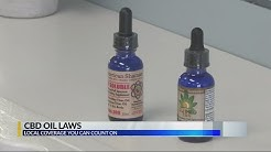 CBD oil laws in Alabama