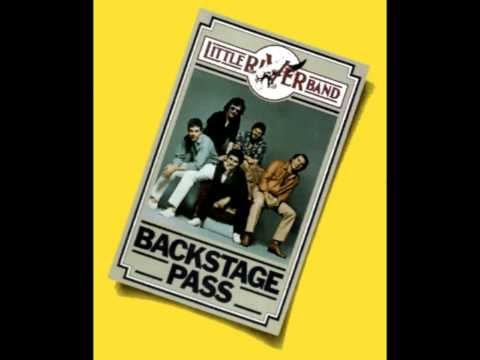 Little River Band - Backstage Pass - Fall From Paradise (w/symphonic intro)