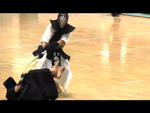 Kendo 皇宮警察 × 香川県警 全国警察剣道大会2012-1023
