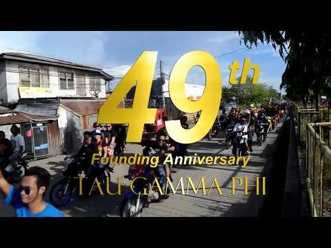 49th Founding Anniversary TAU GAMMA PHI (Butuan City Council)