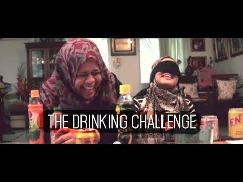 HANI&ZUE - The Drinking Challenge
