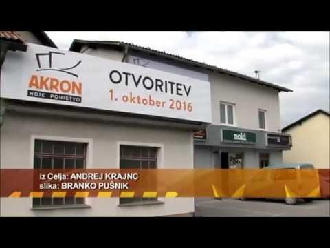 Otvoritev salona Celje - TVC