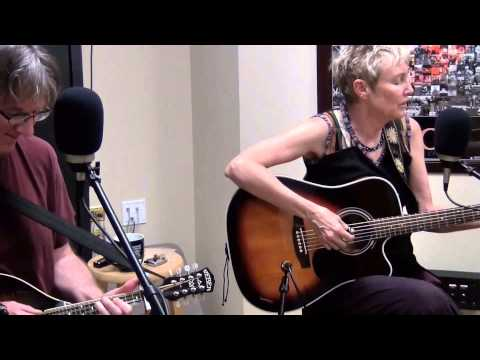 "Eliza Gilkyson ""Rose At The End Of Time"" Live on Stay Tuned Radio"