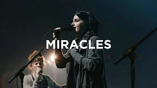 Miracles w spontaneous Amanda Cook Bethel Music