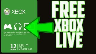 12 MONTH XBOX LIVE CODE
