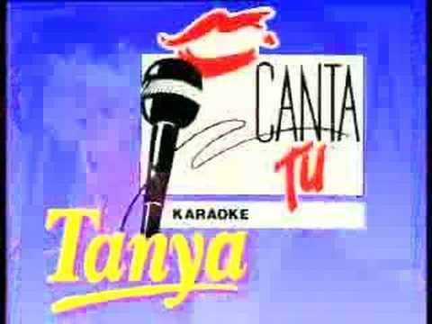Canta tu Tanya