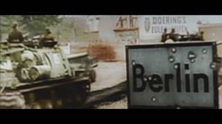 Берлинская наступательная операция | Battle of Berlin in color(Берли́нская стратегическая наступательная операция — одна из последних стратегических операций советски..., 2016-11-11T17:15:19.000Z)