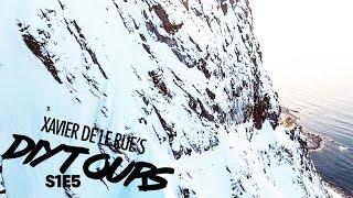 Xavier De Le Rues DIY Tour: Sea Kayak Approach to the 'Godmother' Couloir | Ep 6