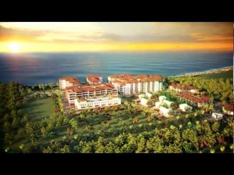 2012: 3D animation PURE BEACH RESORT