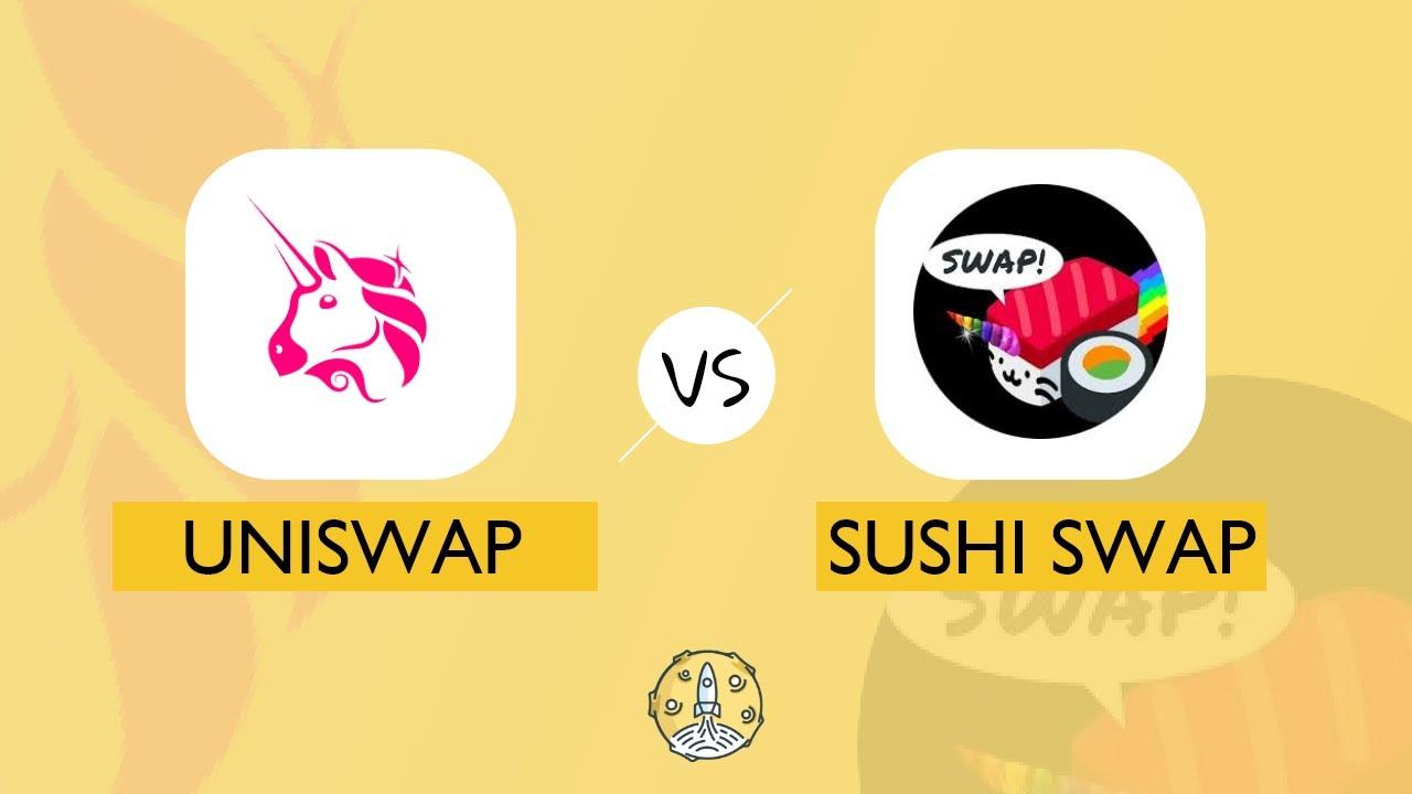 Uniswap (UNI) vs Sushi Swap (SUSHI) | Crypto Showdown | Token Metrics AMA -  YouTube