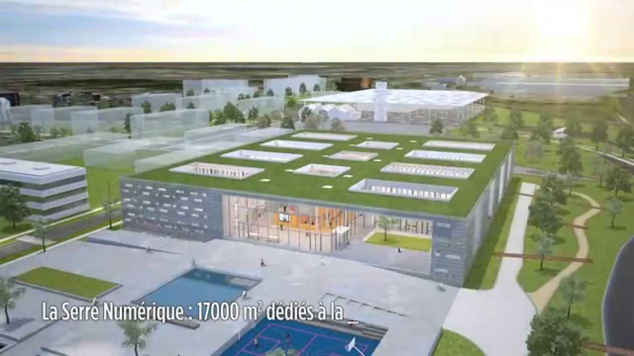 Institut Supérieur De Design Valenciennes la serre numérique | cci grand hainaut