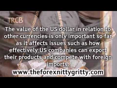 The Federal Reserve Buying Gold and Foreign Currency Affects the Forex Markets