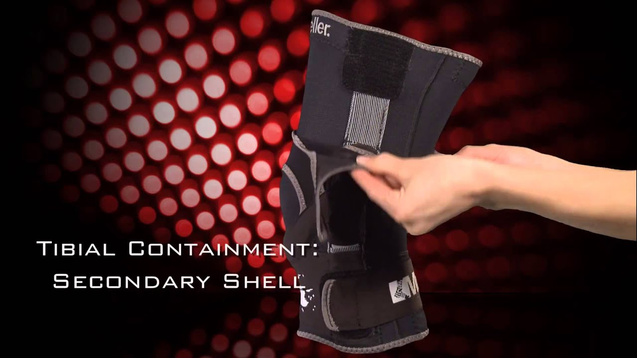 801ae7a749 Mueller Hg80 Hinged Knee Brace - DME-Direct.com - YouTube