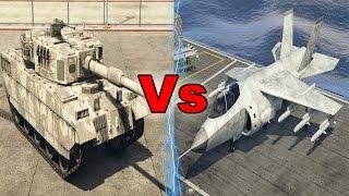 Tank Vs Hydra! | GTA V Ep #188