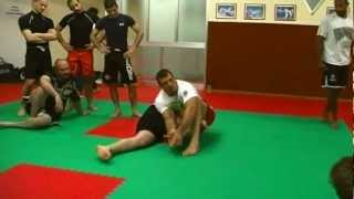 Dean Lister: from 100 kilos to back and/or foot compression