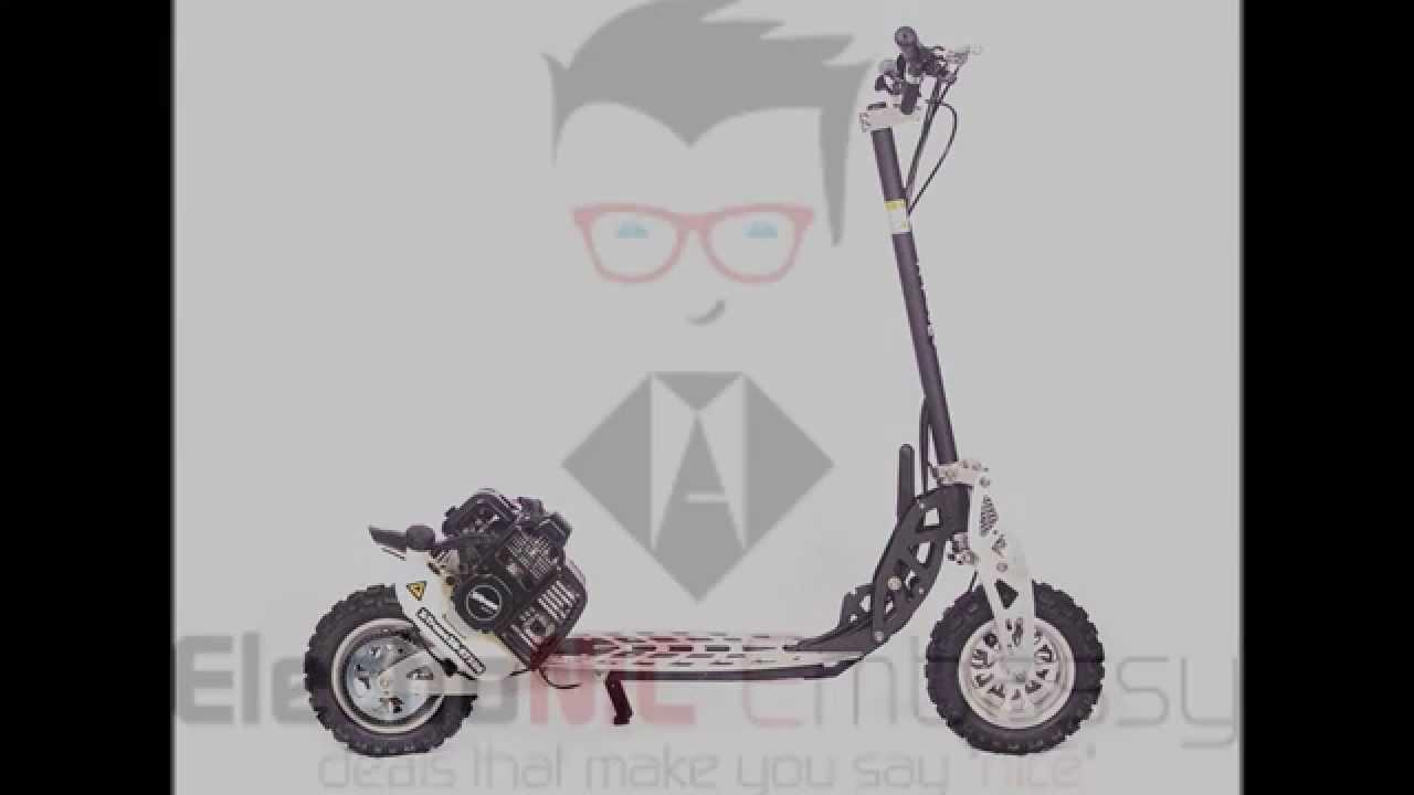 X-treme XG-575-DS 50cc Gas Scooter 920 319 1603