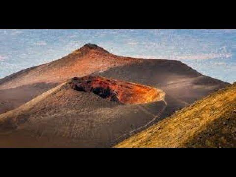 The Etna volcano, Sicily, Italy