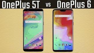 Oneplus 5T vs Oneplus 6: Comparison [Hindi-हिन्दी]
